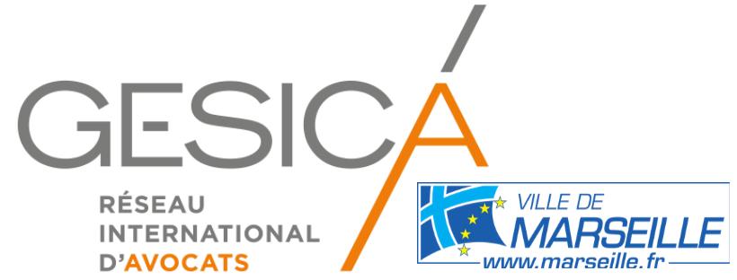 Gesica Congrès Marseille 2020
